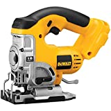 DEWALT Bare-Tool DC330B  18-Volt Cordless Jig Saw with Keyless Blade Change Review