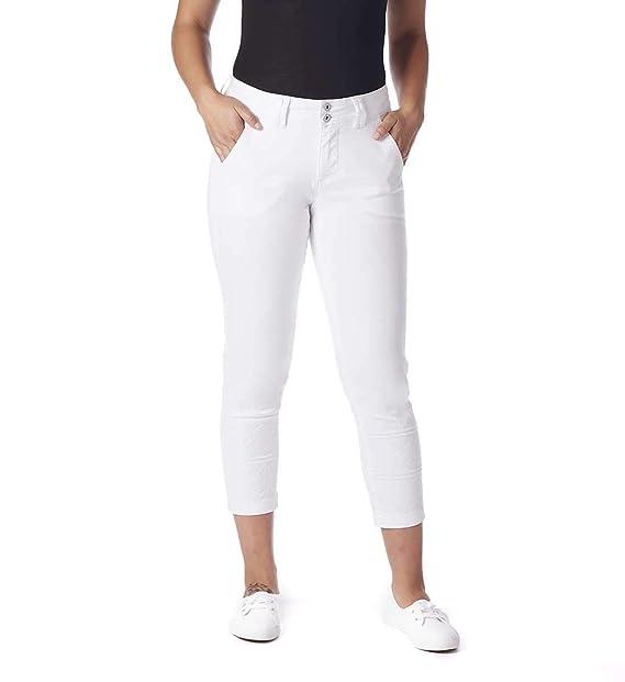 Amazon.com: Jag Jeans Flora Chino - Chaleco para mujer con ...