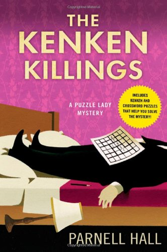 Download The KenKen Killings: A Puzzle Lady Mystery pdf epub