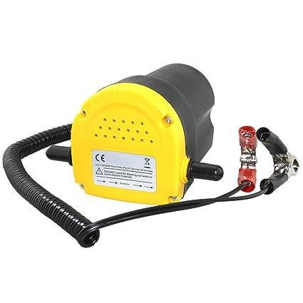 Vosarea 12 V 60 W portátil eléctrico Aceite Diesel Bomba de extracción Extractor de Aceite de