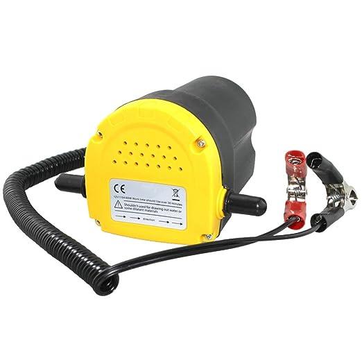 Vosarea 12 V 60 W portátil eléctrico Aceite Diesel Bomba de ...