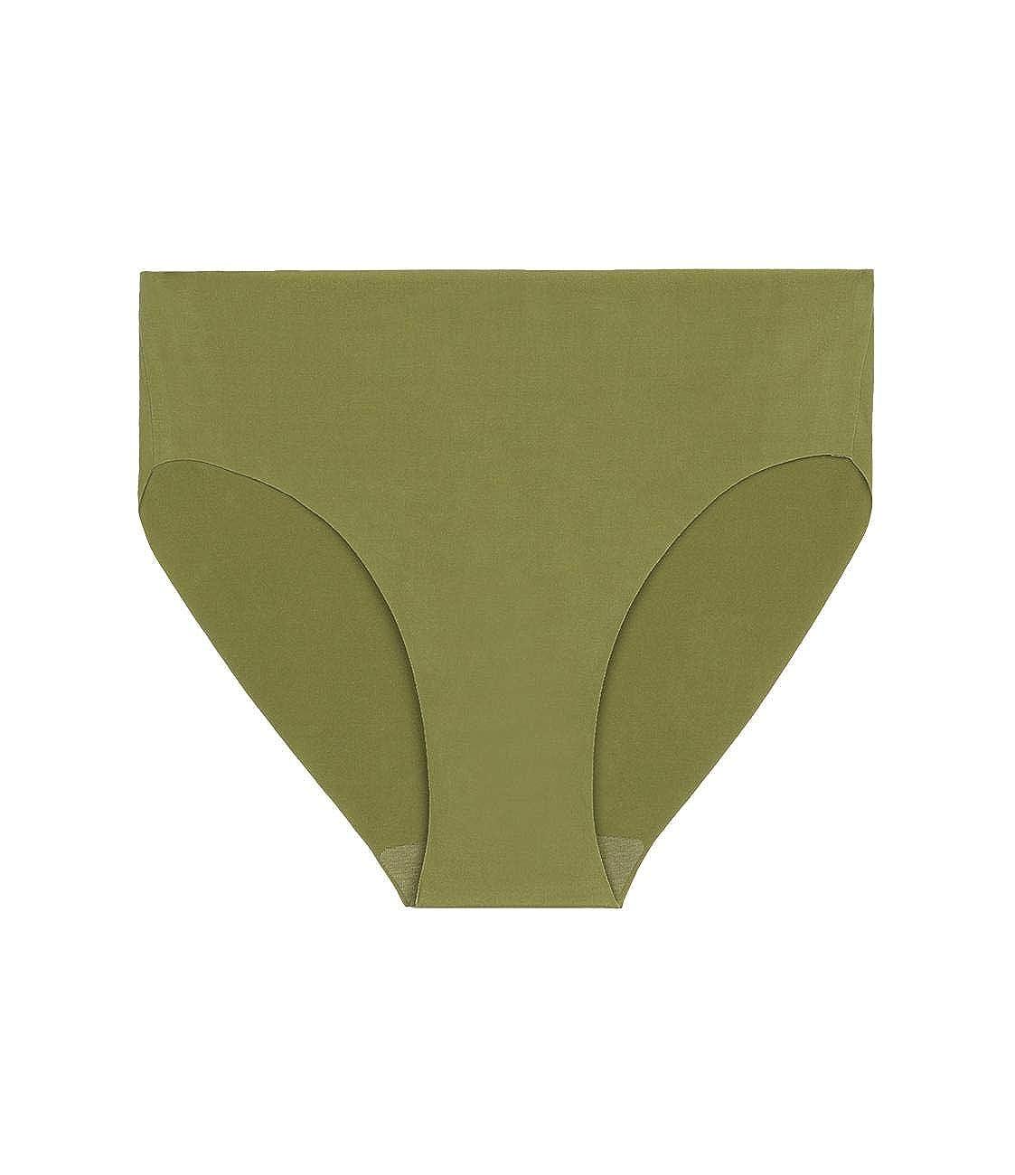 ff266190dae4 Intimissimi Womens Seamless Microfibre Snug-Fit Panties: Amazon.co.uk:  Clothing