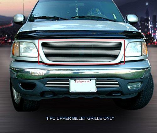 Fedar Overlay Billet Grille Insert for Compatible With 1999-2003 Ford F-150 /Harley Davidson/Lightning 32-0083-01