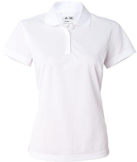 ec07078d5b8cd adidas Golf A131 Ladies' Climalite Basic Short-Sleeve Polo