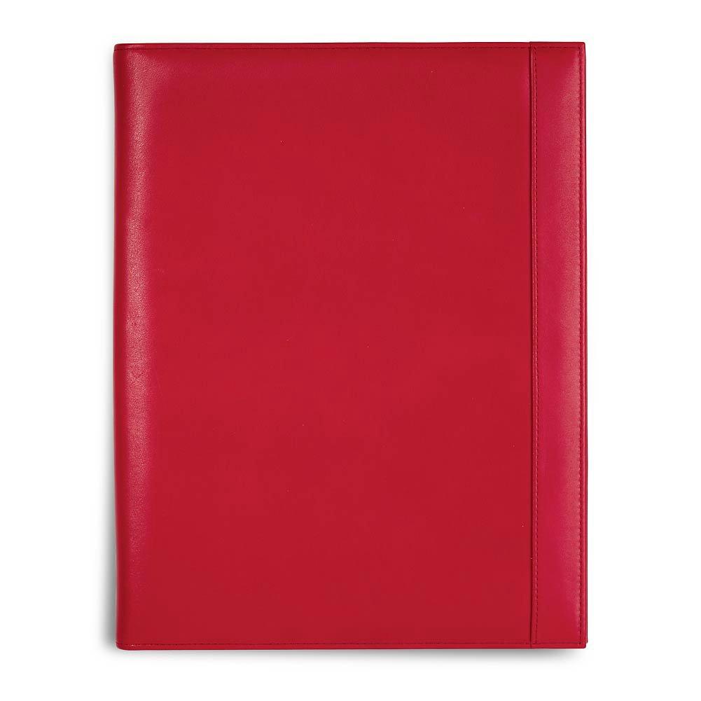 Levenger Tyler Folio, Red (AL8775 RD NM)