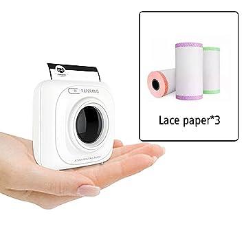 Leegoal Accesorios de Impresora, (TM) 3Pcs Papel de Encaje ...
