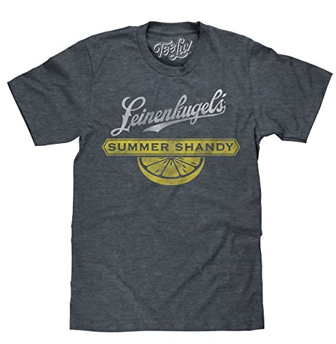 Tee Luv Leinenkugel's Summer Shandy T-Shirt - Leinenkugel Beer Shirt - Leinenkugels Beer