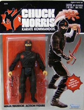 "Vintage 1986 Kenner Chuck Norris Karate Kommandos 5/"" Action Figures /& Vehicles"