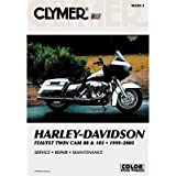 Clymer Repair Manuals for Harley-Davidson Road King Classic FLHRC/I 1999-2005