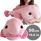 Sea Creature Deep Sea Blobfish Realistic Plush Doll (50 cm)
