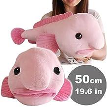 Sea Creature Deep Sea Blobfish Realistic Plush Doll (50 cm)