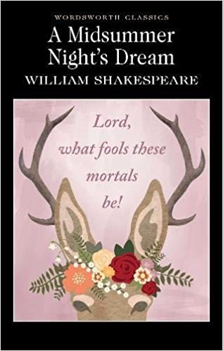 A Midsummer Nights Dream Wordsworth Classics Amazon