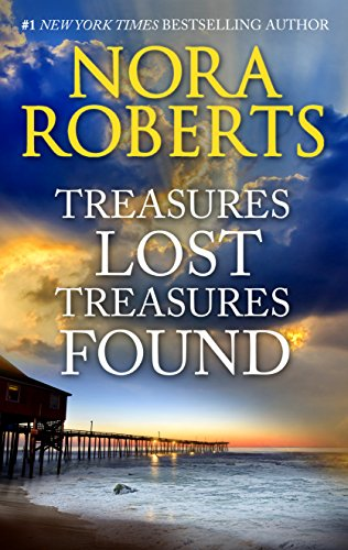 Treasures Lost, Treasures Found: A Bestselling Intriguing Novel of Suspense cover