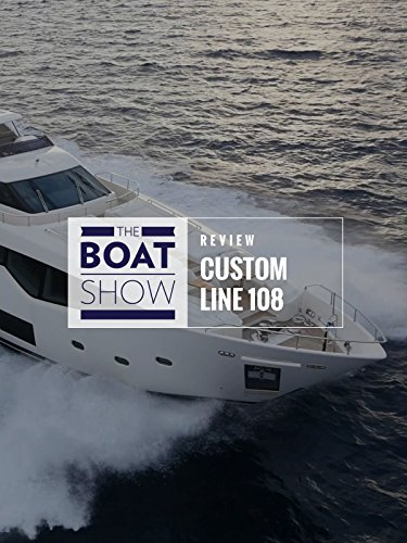 Used, Review: Ferretti Custom Line 108 - The Boat Show for sale  Delivered anywhere in USA