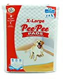 Pet Select 14 Count Pee-Pee X-Large Training Pads, 28″ x 34″ Review