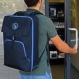 ENHANCE Arcade Fight Stick Backpack Travel Bag