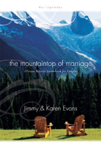 Mountaintop Marriage Vision Retreat Guidebook ebook