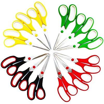 skkstationery-85-inch-scissors-stainless
