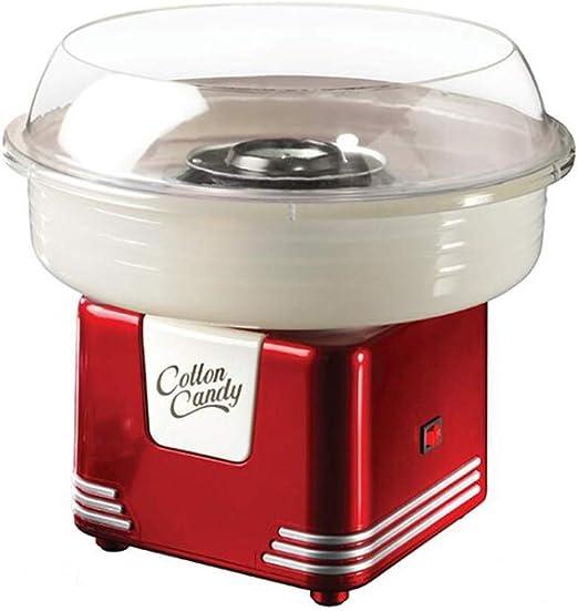 YWSJGH Algodón hogar máquina de Dulces, máquina de algodón de los ...