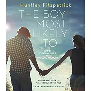 The Boy Most Likely To Audiobook
