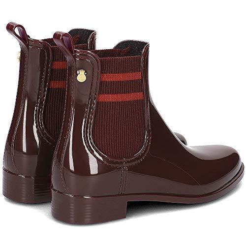 Boots Rot Women's Chelsea Lynn Lemon Jelly 02 vino qCAwTA61x