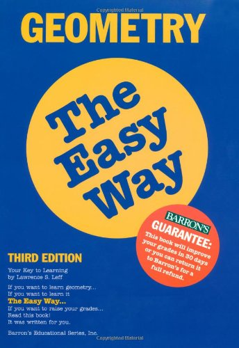 Geometry the Easy Way (Easy Way Series)
