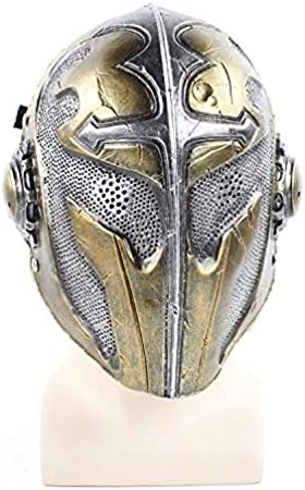 Hcoser Assassin S Creed Templar Order Mask Tactical Airsoft Wire