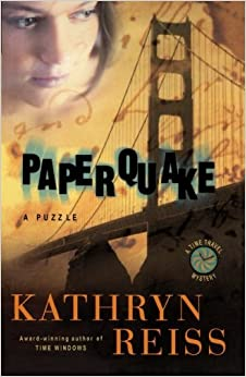 Book PaperQuake: A Puzzle by Kathryn Reiss (2002-03-01)
