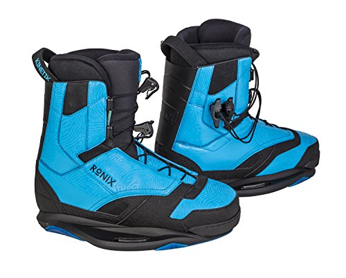 Ronix 2016 Kinetik Project Boot - Night Owl Blue - Intuition - 6-7 Wakeboard Binding