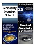 Personality Disorders: 3 in 1 Personality Disorder Book