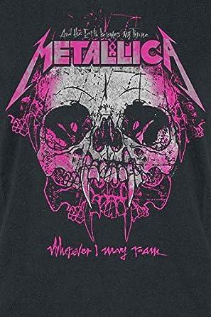 Metallica Wherever I May Roam T-Shirt schwarz