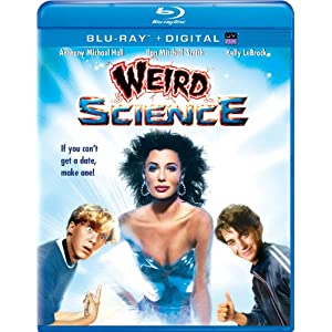 Weird Science [Blu-ray] (1985)