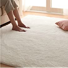 Warm Hot Area Rug Super Soft Lovely Sitting Room Rugs Tea Table Mat Bedroom Home Carpet Doormat Bath Mat Washable47.2 63 Inches