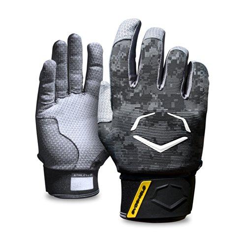 EvoShield A140 Prostyle Protective Batting Gloves, Digital Camo, XX-Large