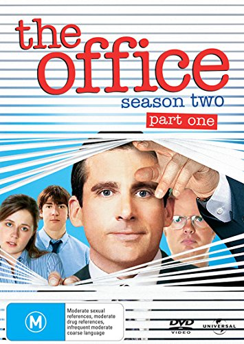 The Office [US] - Season 2 - Part 1 [NON-USA Format / PAL / Region 2, 4 Import - - And John Steve Carell Krasinski