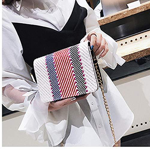mochila Bolso mujer para única talla Negro MENGMA Rq5zq
