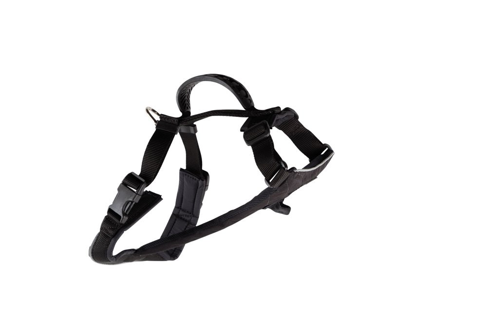 Black X-Large Black X-Large No Pull Easy Walk Dog Harness, Ideal to Walk Large Dogs (X-Large, Black)