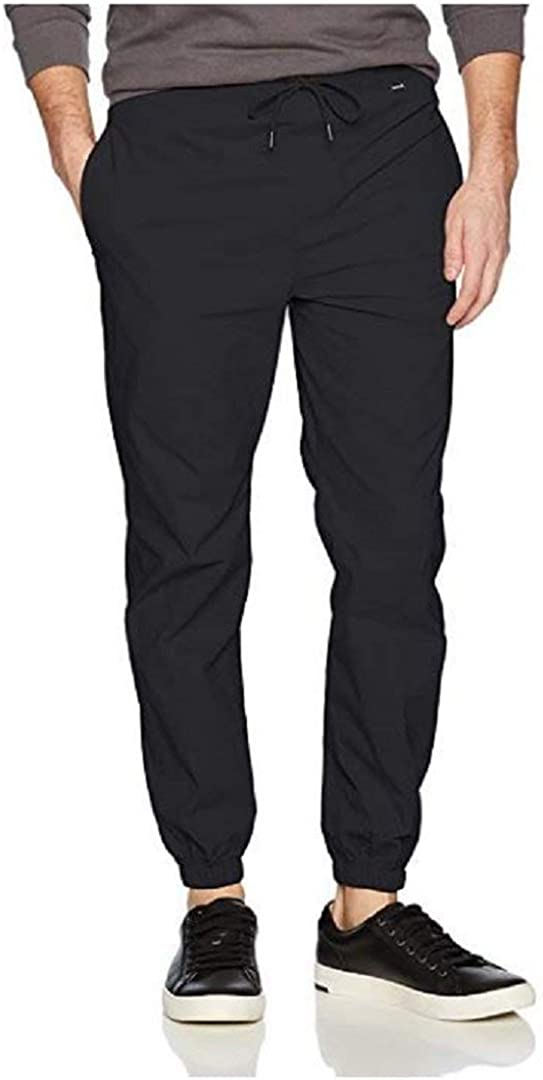 Hurley Men's Nike Dri-fit Elastic Waist Jogger Pant: Clothing