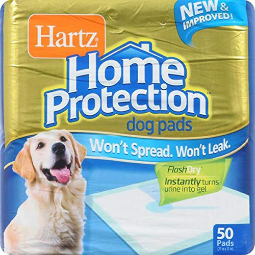 Hartz Dog Training Pads 50-Count