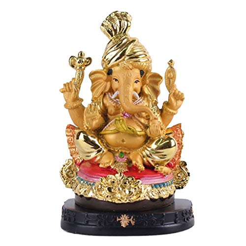 Used, Djyyh Ganesha Statue Hindu Elephant God Success Large for sale  Delivered anywhere in Canada