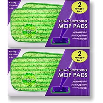 Amazon Com Swiffer Wetjet Spray Mop Cleaner Starter Kit
