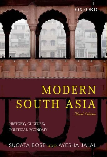 Download Oxford University Press Modern South Asia: History, Culture, Political Economy ebook