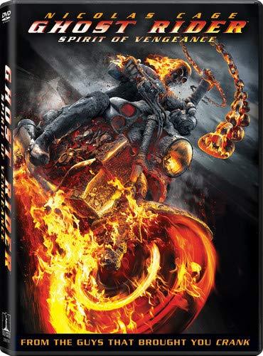 - Ghost Rider: Spirit of Vengeance