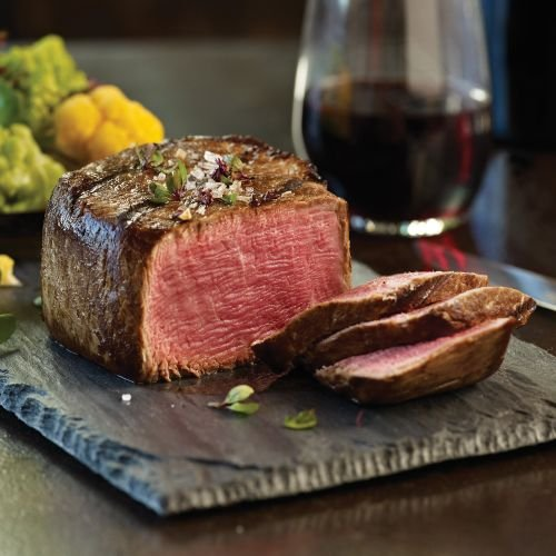 Omaha Steaks 6 (6 oz.) Private Reserve Filet Mignons+Seasoning by Omaha Steaks