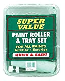 Mini-roller refill made from perlon fabric. Can be used for both interior and exterior applications. Perfect for hard to reach areas.