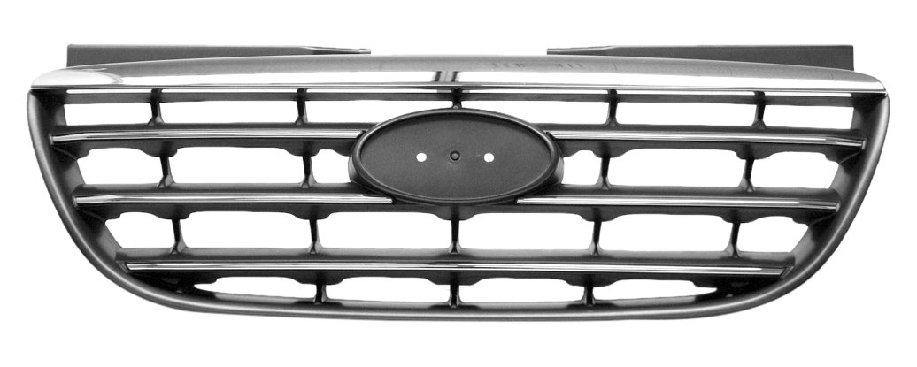 IPCW CWG-HY1307A0 Chrome//Black Replacement Grille