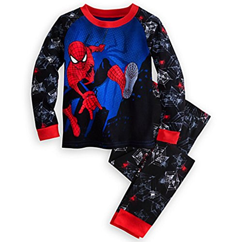 Disney Amazing Spiderman Pajamas Spider product image