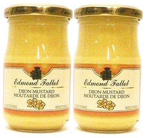 Edmond Fallot Dijon Mustard 7.4 Oz (2-Pack) -