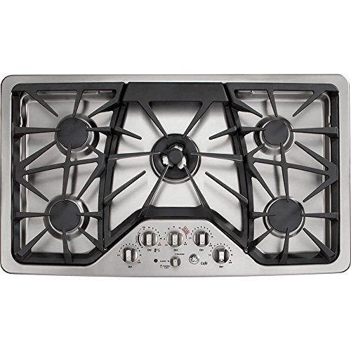 GE Cafe CGP650SETSS Built Cooktop