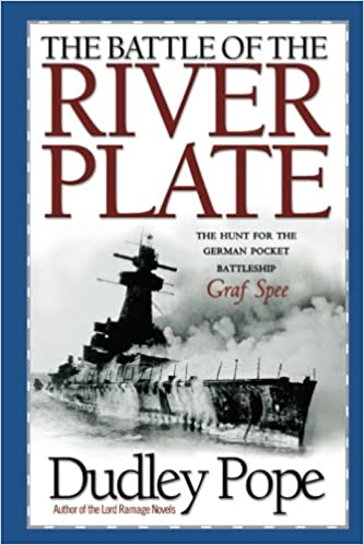 Book The Battle of the River Plate: The Hunt for the German Pocket Battleship Graf Spee